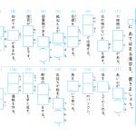 【すきるまドリル】小学4年 漢字 「漢字の書き取り」 無料学習プリント