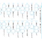【すきるまドリル】小学5年 漢字 「漢字の書き取り」 無料学習プリント